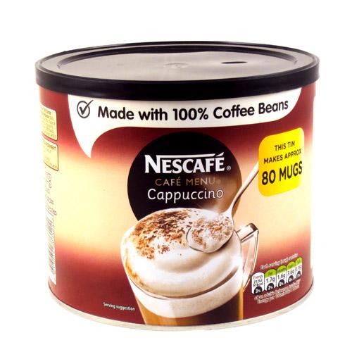 Nescafe Cappuccino Unsweetened