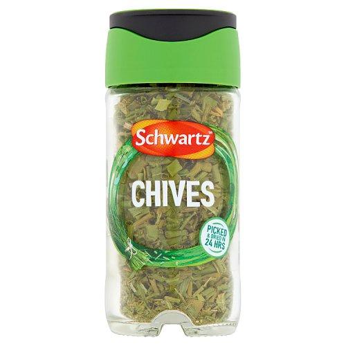 Schwartz Chives Jar