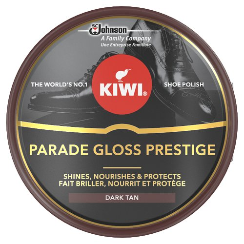 Kiwi Black Shoe Polish Tesco