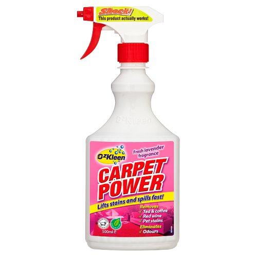Image of Ozkleen Carpet Power