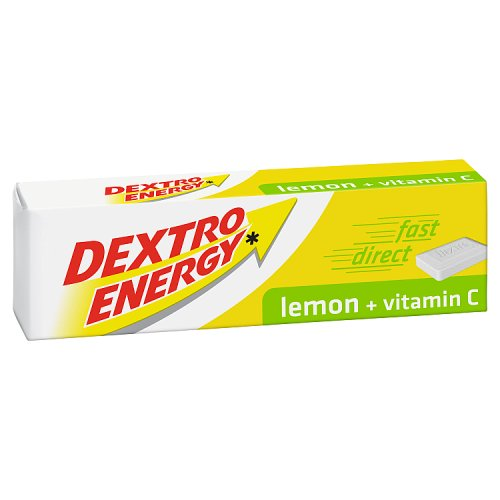 Dextro Energy Tablets Lemon Sports Nutrition