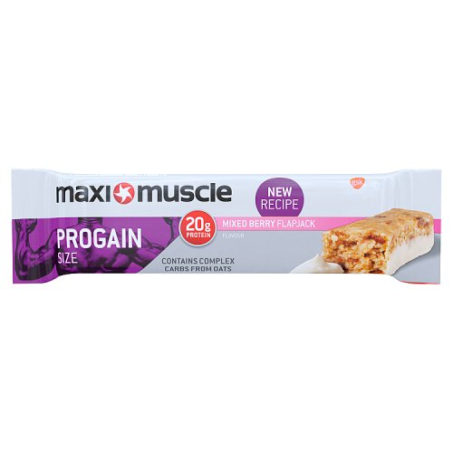 Maximuscle Prograin Berry Flapjack
