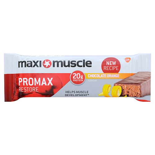 Maxi Muscle Chocolate Orange