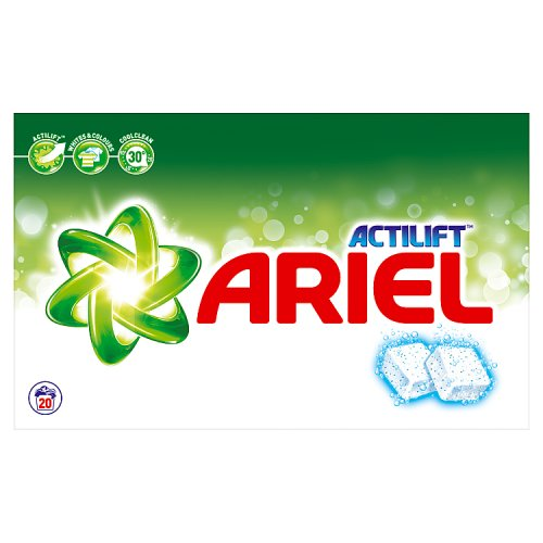 Image of Ariel Bio Tablets 40 Pack 20 Wash