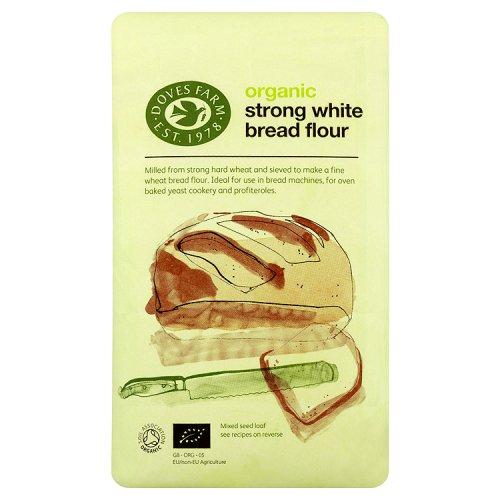 Doves Farm Strong Organic White Bread Flour
