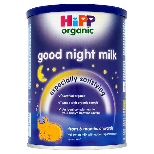 Hipp 6 Month Organic Good Night Milk