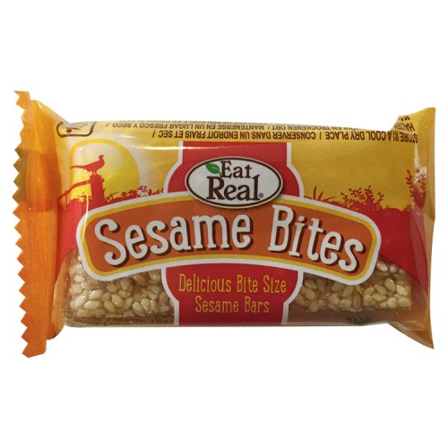 Eat Real Sesame Bites