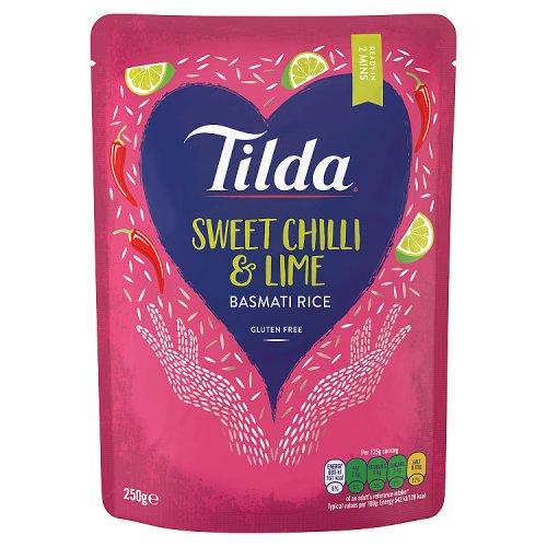 Tilda Chilli & Lime Basmati Rice