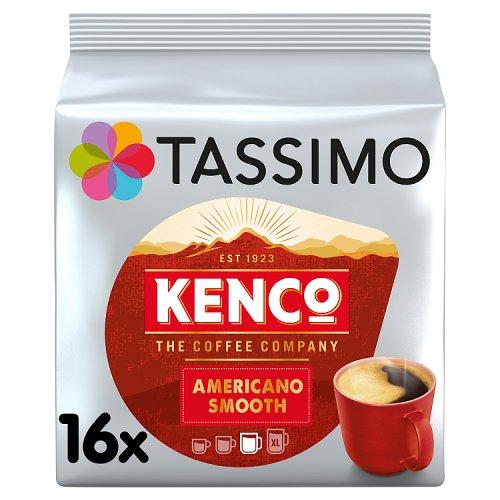 Tassimo Kenco Americano Coffee Pods 16 Servings