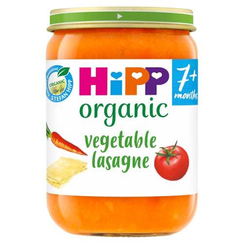 Hipp 7 Month Organic Vegetable Lasagne