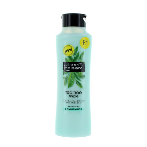 Alberto Balsam Tea Tree Tingle Conditioner