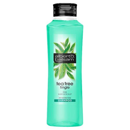 Alberto Balsam Tea Tree Tingle Shampoo