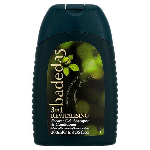 Badedas 3 In 1 Revitalising Shower