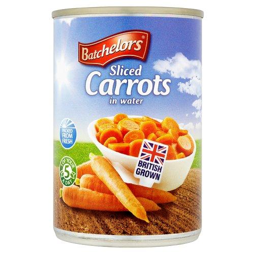 Batchelors Sliced Carrots In Water