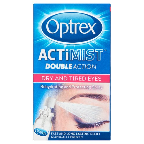 Optrex Actimist Eye Spray Dry & Irritated Eyes