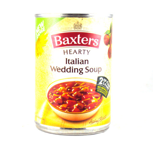 Home Shop Soup / Snack Meals Soup Baxters