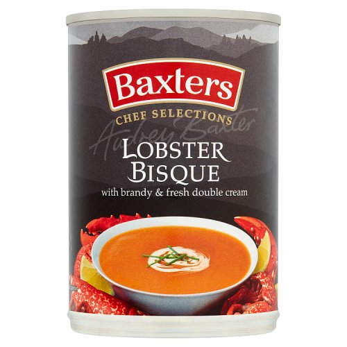 Baxters Luxury Lobster Bisque - Soup Baxters