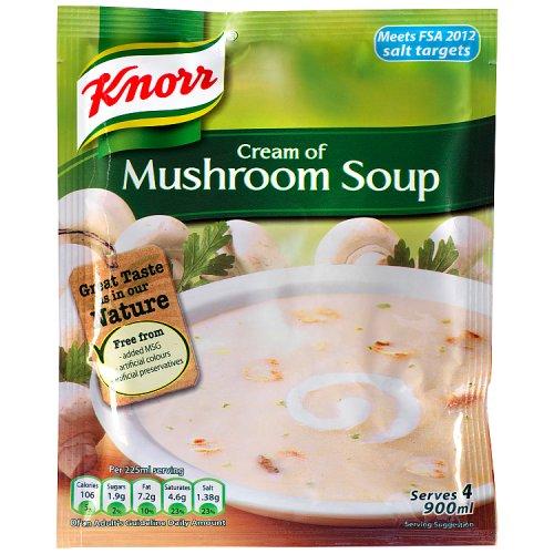 Knorr Packet Cream Of Mushroom Soup