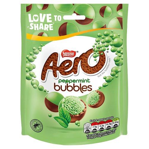 Nestle Aero Bubbles Peppermint