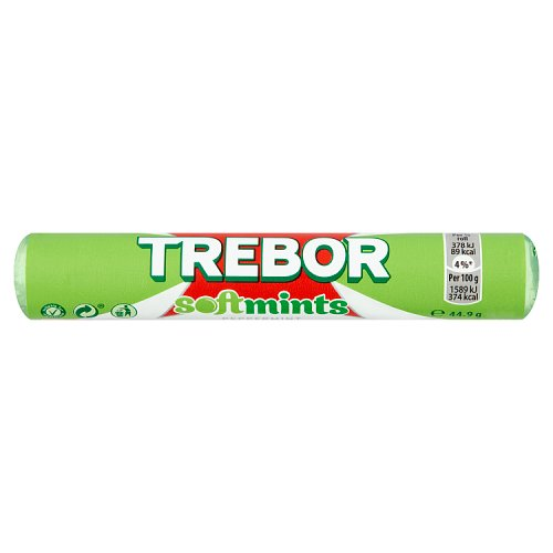 Trebor Softmints Peppermint Roll