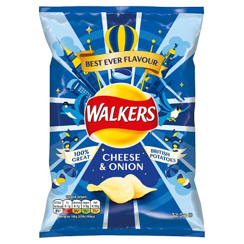 walkers crisps A 30-year-old packet of walkers crisps discovered by a boy washed up on a cornwall beach highlights the growing problem of plastic pollution in our oceans, campaigners say laurence miller, 10 .