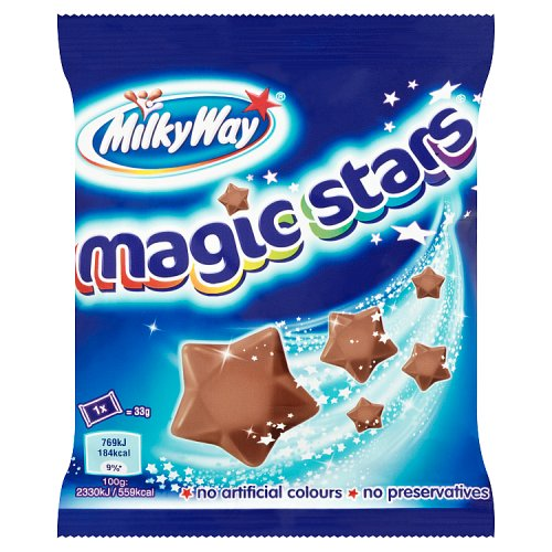 Mars Milky Way Magic Stars Chocolate Single Bar