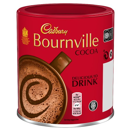 Cadbury Fairtrade Bournville Cocoa Small