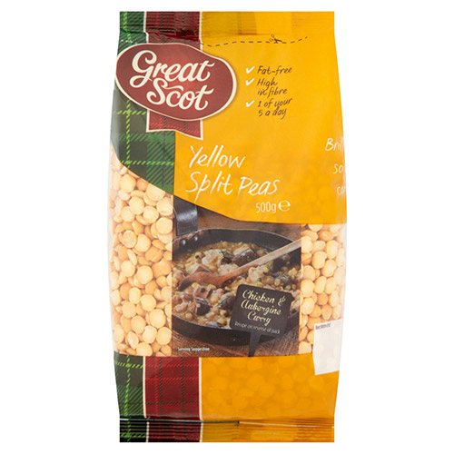 Great Scot Yellow Split Peas