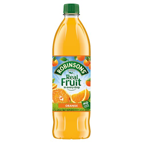 Robinsons No Added Sugar Orange Squash
