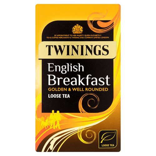 Twinings English Breakfast Loose Tea