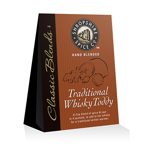 Shropshire Spice Traditional Whisky Toddy
