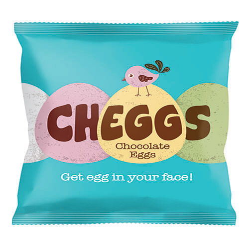 Cheggs Mini Chocolate Eggs