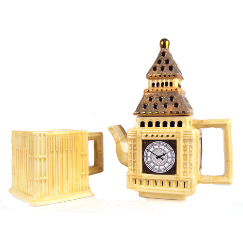Image of Big Ben For One Teapot & Mug