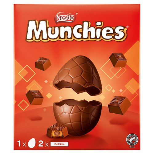Munchies Large Easter Egg