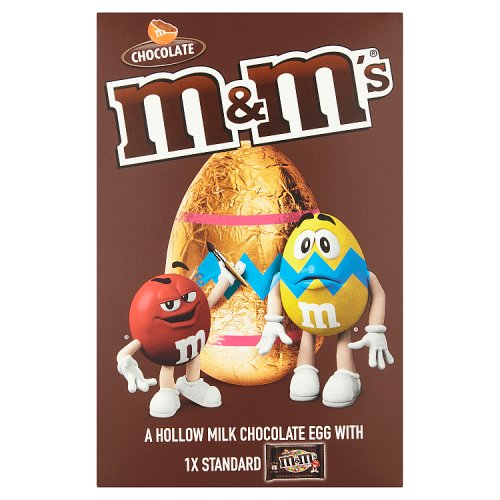 M&Ms Chocolate Medium Easter Egg