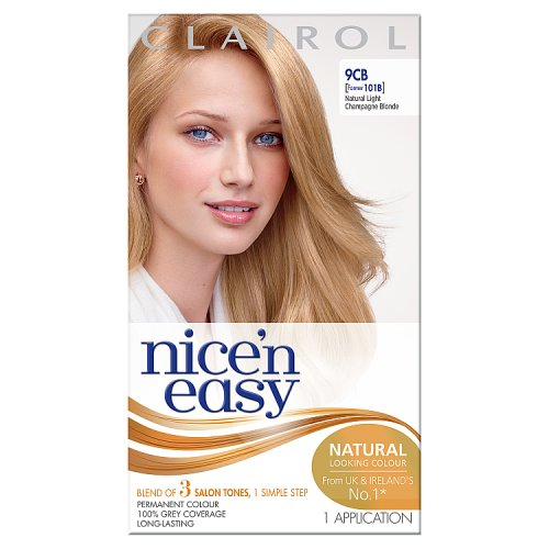 Nice Amp Easy Natural Light Champagne Blonde 9