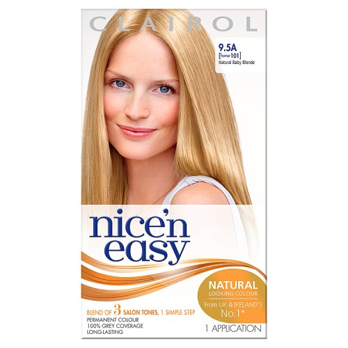Nice Amp Easy Natural Baby Blonde 101