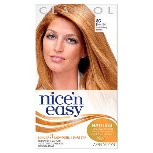 Nice Amp Easy Natural Honey Blonde 104