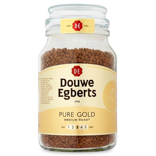 Douwe Egberts Pure Gold Coffee Large