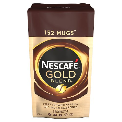 Nescafe Gold Blend Coffee Large Refill