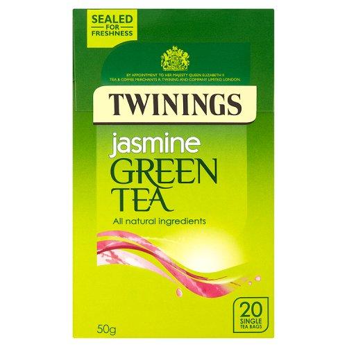 Twinings jasmine green tea review