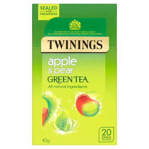 Twinings Green Tea with Apple & Pear 20s