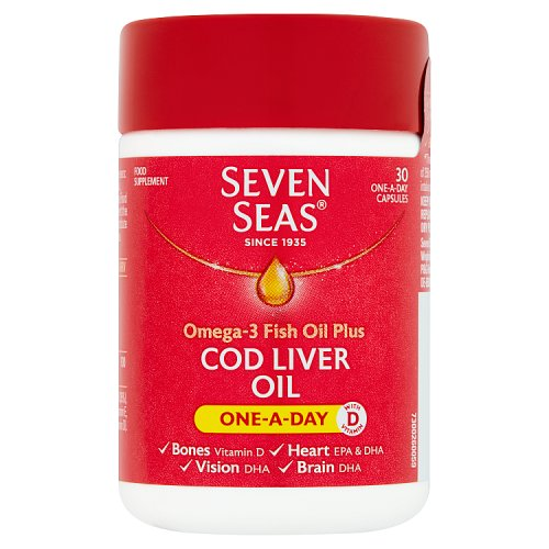 Seven Seas One A Day 30 Capsules
