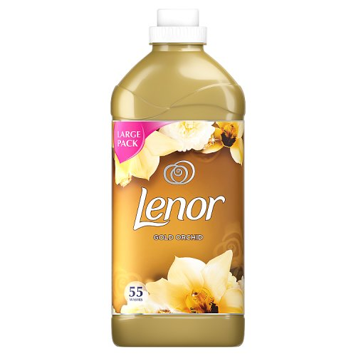 Lenor Gold Orchid Fabric Softener 55 Washes