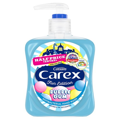 Carex Kids Handwash Bubblegum