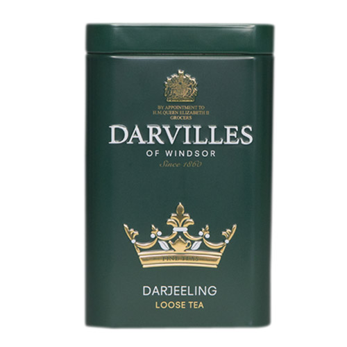 Darvilles Of Windsor Darjeeling Loose Tea 100G