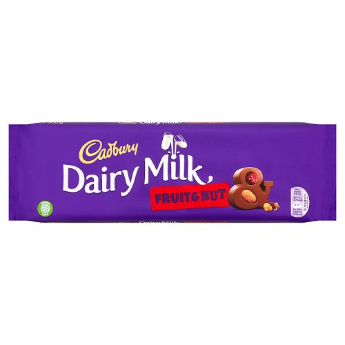 Cadbury Dairy Milk Fruit & Nut Large