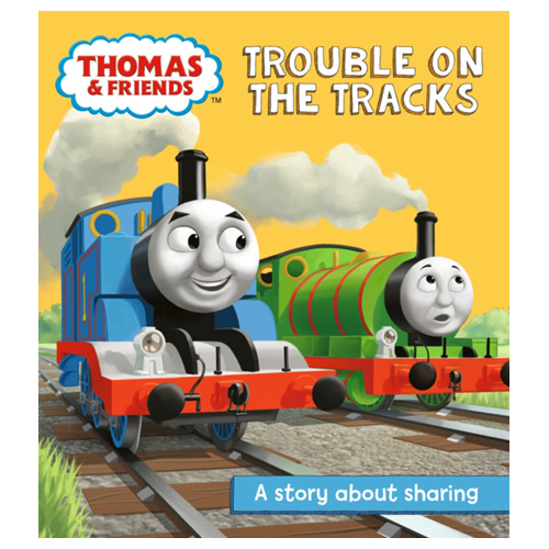 Thomas & Friends: Trouble on the Tracks A Sharing Story