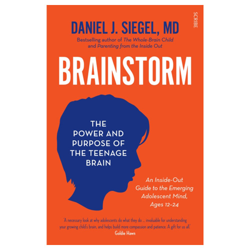 Brainstorm - The power and purpose of the teenage brain