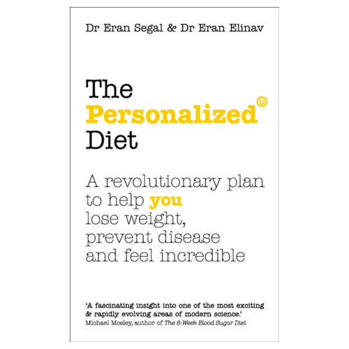 The Personalized Diet - The revolutionary plan to help you lose weight